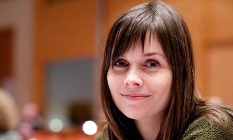Αυτή είναι η νέα πρωθυπουργός της Ισλανδίας (Pics+Vid)