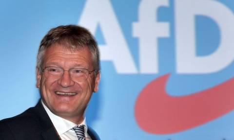 Επανεξελέγη αρχηγός της AFD ο Γιέργκ Μόιτεν
