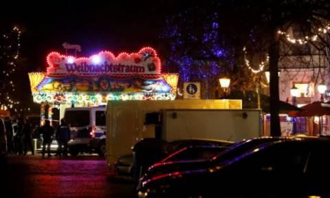 Ανατροπή: Δεν προοριζόταν για τρομοκρατική επίθεση το πακέτο στην αγορά του Πότσνταμ