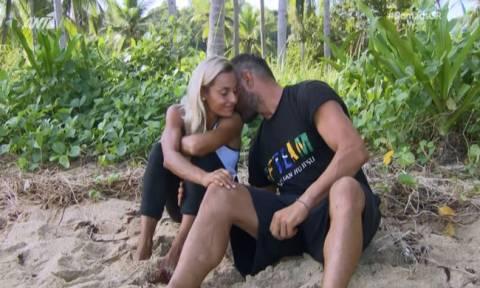 Nomads: Μετανιωμένη η Μιλλούση απολογήθηκε στον Κατσινόπουλο – Το φιλί του παίκτη στη γυμνάστρια