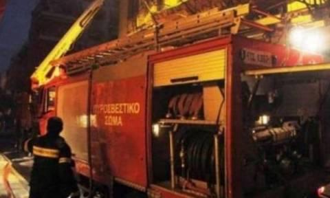 Τραγωδία στη Θεσσαλονίκη: Νεκρός 73χρονος μετά από φωτιά σε διαμέρισμα στη Θέρμη