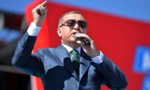 «Φουντώνει» η κόντρα ΗΠΑ-Τουρκίας: «Θέλουν να μας τιμωρήσουν» λέει ο Ερντογάν