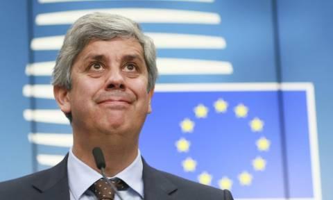 Eurogoup: H ομαλή ολοκλήρωση του ελληνικού προγράμματος βασικό καθήκον του νέου προέδρου Σεντένο