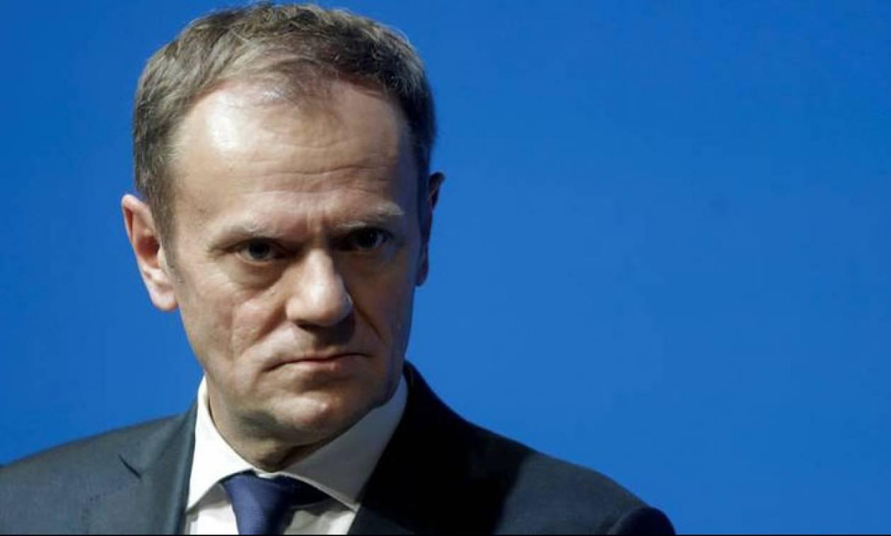 Ηχηρό μήνυμα Τουσκ προς Ράμα: «Χωρίς μεταρρυθμίσεις η Αλβανία δεν μπαίνει στην ΕΕ»