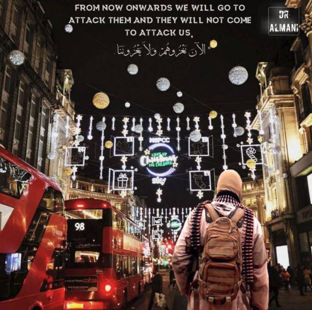 Τρόμος στη Βρετανία: Τζιχαντιστές απειλούν με μακελειό το Λονδίνο και τη βασίλισσα Ελισσάβετ (Pics)