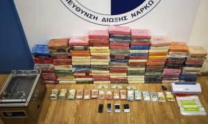 Πολύ γνωστά ονόματα στο κύκλωμα κοκαΐνης στη Βάρκιζα