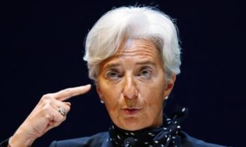 Κριστίν Λαγκάρντ: Θύμα μακάβριας φάρσας η διευθύντρια του ΔΝΤ