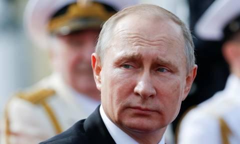 Ρωσία: Ο πρόεδρος Πούτιν σπεύδει εμμέσως να πάρει θέση υπέρ των Παλαιστινίων