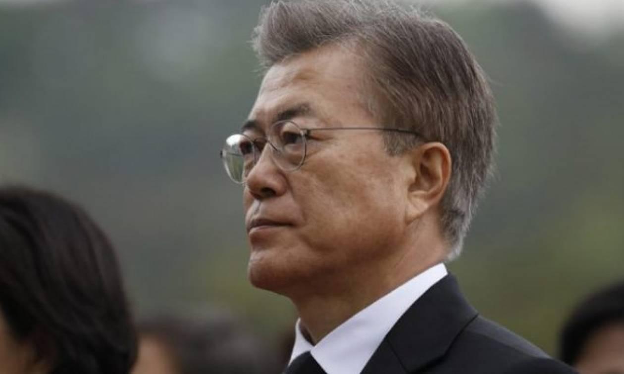 Στο Πεκίνο ο Πρόεδρος της Νότιας Κορέας