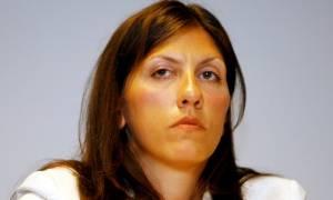 Η Ζωή Κωνσταντοπούλου για τα εννέα χρόνια από τη δολοφονία του Γρηγορόπουλου