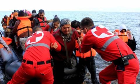 Εκδήλωση για την εθελοντική προσφορά από τον Ελληνικό Ερυθρό Σταυρό