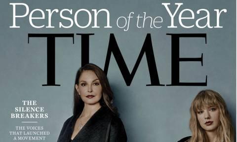 Το περιοδικό Time ανακοίνωσε το πρόσωπο της χρονιάς!