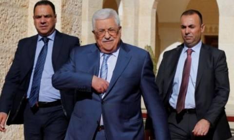 Παλαιστίνη: Διάγγελμα Αμπάς μετά τις ανακοινώσεις Τραμπ για την Ιερουσαλήμ