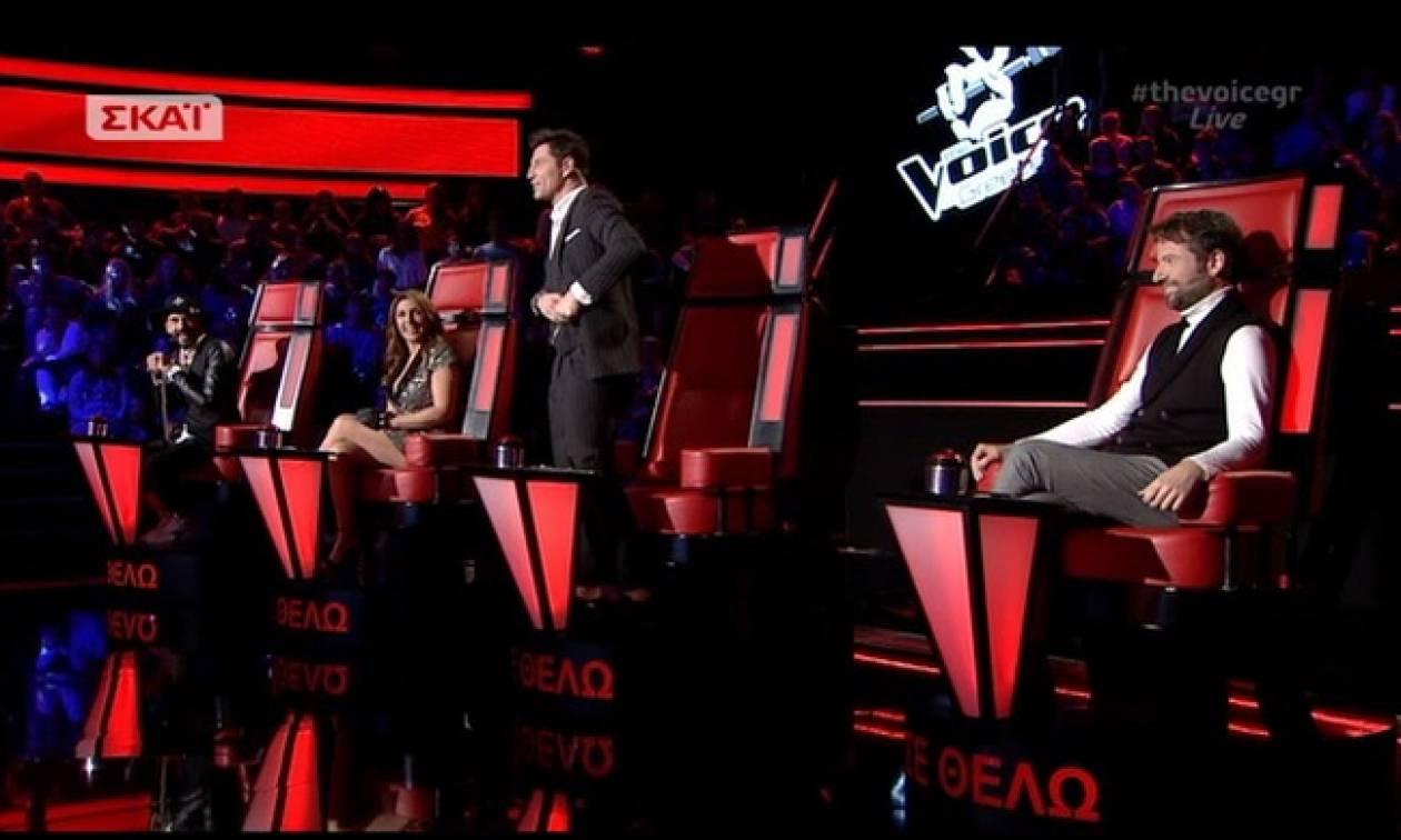The Voice: Παπαρίζου: «Φέτος είναι πιο δύσκολα για όλους»