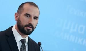 Τζανακόπουλος: Προβληματισμός και ερωτήματα για τη συνέντευξη Ερντογάν