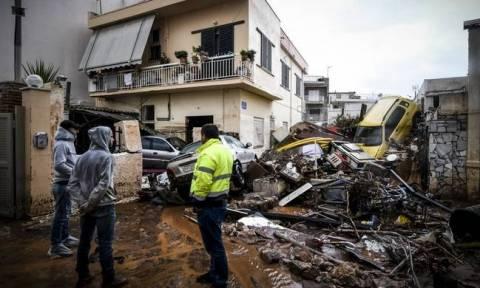 Πλημμύρες Αττική: Από σήμερα (7/12) οι αιτήσεις για το επίδομα των 8.000 ευρώ