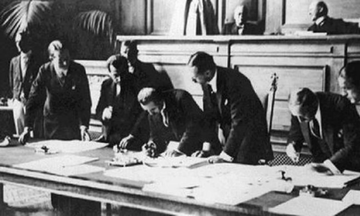 Επίσκεψη Ερντογάν: Τι προβλέπει η Συνθήκη της Λωζάνης που αμφισβητεί ο Τούρκος πρόεδρος