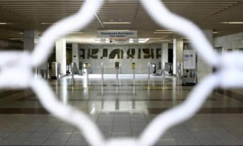 Έκλεισαν οι σταθμοί του Μετρό «Ευαγγελισμός» και «Μέγαρο Μουσικής»