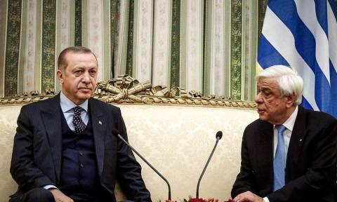 Live – Επίσκεψη Ερντογάν: Επίσημο δείπνο προς τιμήν του Τούρκου Προέδρου