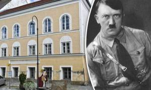 Νέες «περιπέτειες» για το σπίτι που γεννήθηκε ο Χίτλερ (Vids)