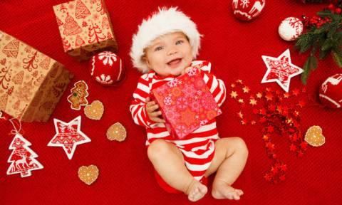 Τι πρέπει να γνωρίζουν οι γονείς που θα γιορτάσουν τα Χριστούγεννα για  πρώτη φορά με το bdabe559bef