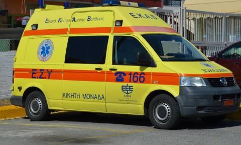 Αυτοκίνητο παρέσυρε 18χρονο στη Λάρισα