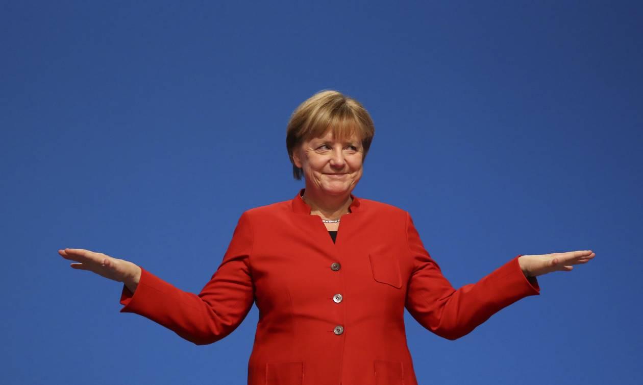 Γερμανία: «Φως στο τούνελ» βλέπει η Μέρκελ για σχηματισμό κυβέρνησης