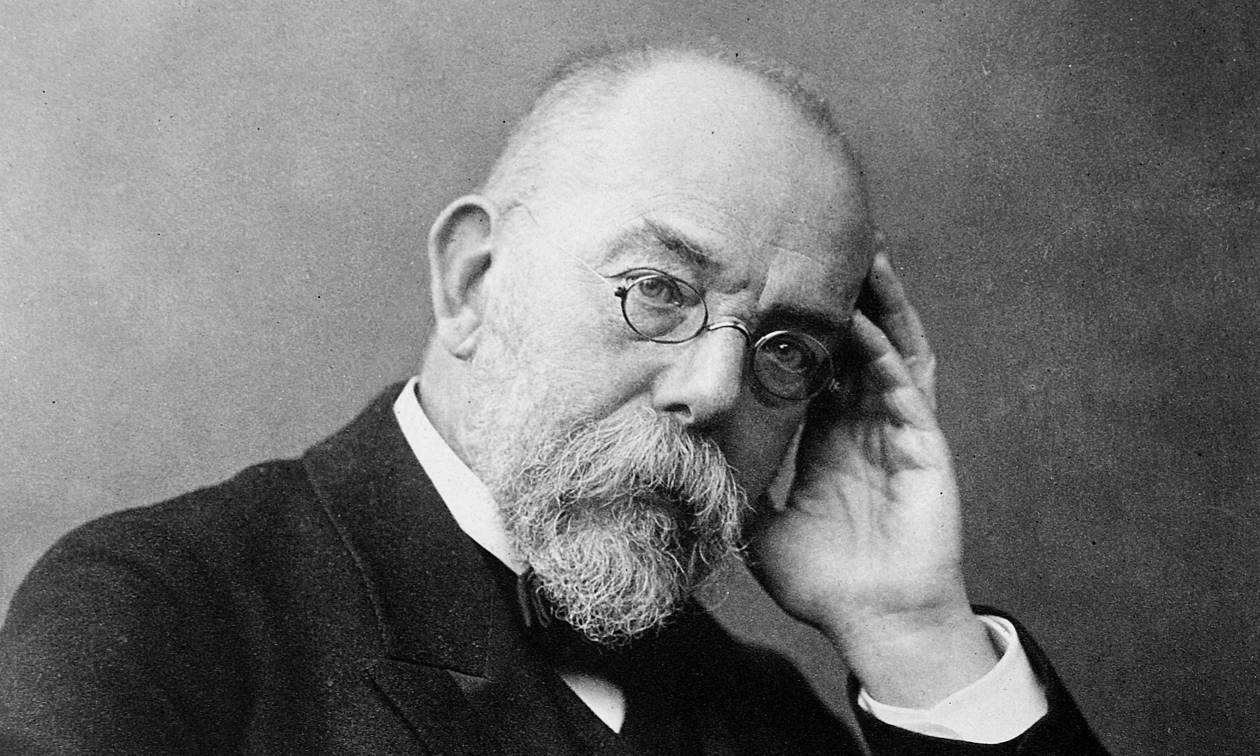 Robert Koch: Ποιος είναι ο γιατρός που τιμά με doodle η Google