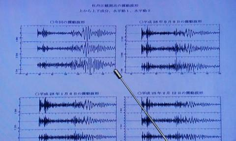 Μετασεισμοί από την πυρηνική δοκιμή της Βόρειας Κορέας - Μετακινήθηκε ο φλοιός της Γης