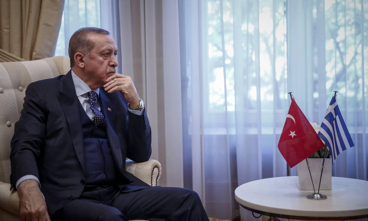 Σε... παροξυσμό ο Ερντογάν: «Βάζει στο μάτι» το Αιγαίο - Νέες προκλήσεις για Θράκη και Κύπρο
