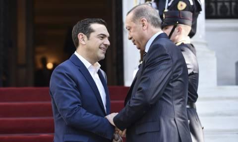 «Χαστούκι» Τσίπρα σε Ερντογάν πίσω από τις κλειστές πόρτες