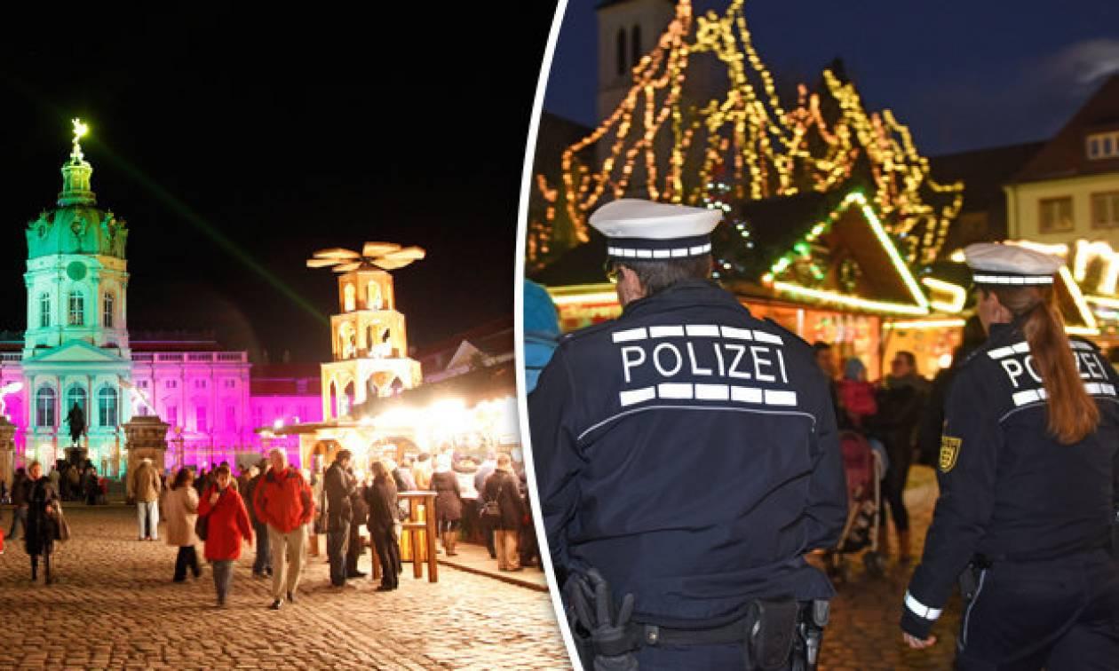 Γερμανία: Δεν έχουν σχέση με τρομοκρατία τα πυρομαχικά που βρέθηκαν στο Βερολίνο