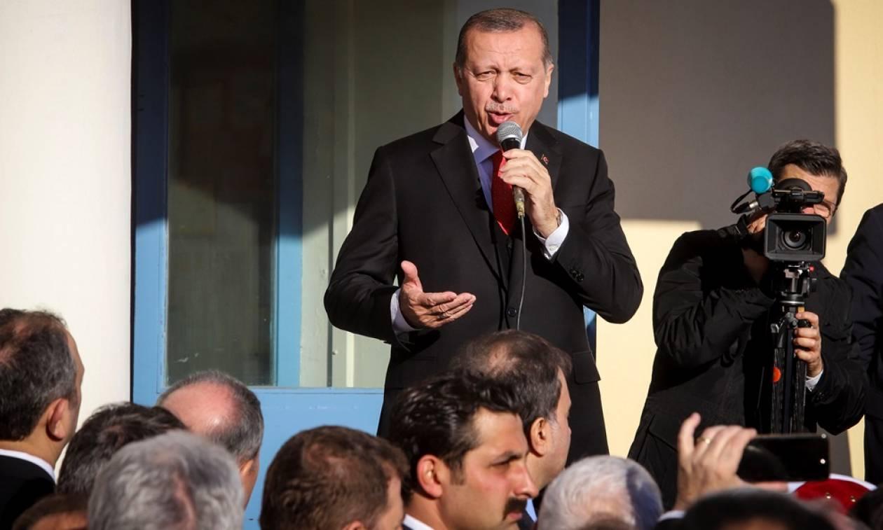 Προκαλεί (ξανά) ο Ερντογάν: Οι Έλληνες έχουν εμμονή με τη συνθήκη της Λωζάνης