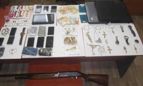 Πολυμελής εγκληματική οργάνωση είχε «ρημάξει» σπίτια σε Ιόνιο και Ήπειρο