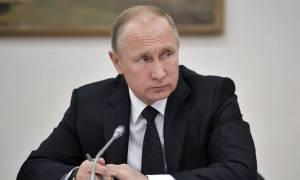 Πούτιν: Η Ρωσία αποσύρει τις στρατιωτικές δυνάμεις της από την Συρία