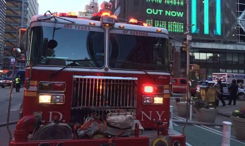 Έκρηξη Μανχάταν: Τουλάχιστον τέσσερις οι τραυματίες στη Λιμενική Αρχή της Νέας Υόρκης