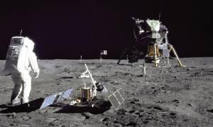 Ο Ντόναλντ Τραμπ «ετοιμάζει» ταξίδι στη σελήνη