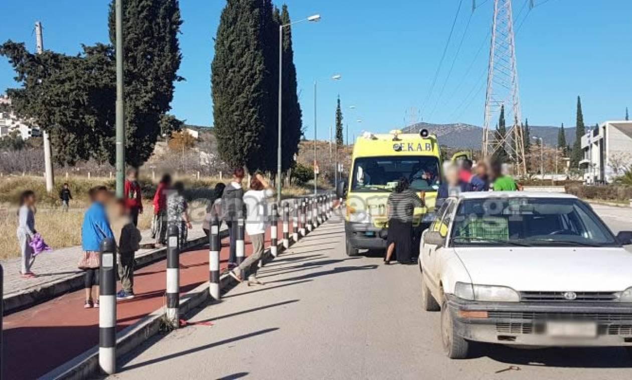 Λαμία: Αυτοκίνητο παρέσυρε και τραυμάτισε σοβαρά 6χρονο - Συγγενείς του επιτέθηκαν στον οδηγό