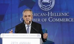 Δραγασάκης: Σε ένα χρόνο από τώρα η Ελλάδα θα περάσει σε νέα φάση