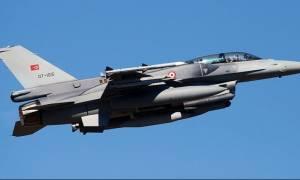 Προκαλούν ξανά οι Τούρκοι: Οπλισμένα F-16 πάνω από το Αιγαίο
