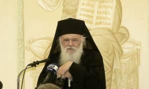 Ηχηρό μήνυμα από τον Αρχιεπίσκοπο Ιερώνυμο: Χρέος όλων μας να αγαπάμε τον συνάνθρωπο