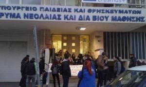 Έληξε μετά από 36 μέρες η κατάληψη στο κτίριο του ΙΝΕΔΙΒΙΜ