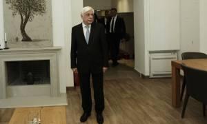 Συναντήσεις Παυλόπουλου με τον Αρμένιο ΥΠΕΞ και την Ένωση Ποινικολόγων την Τετάρτη (13/12)