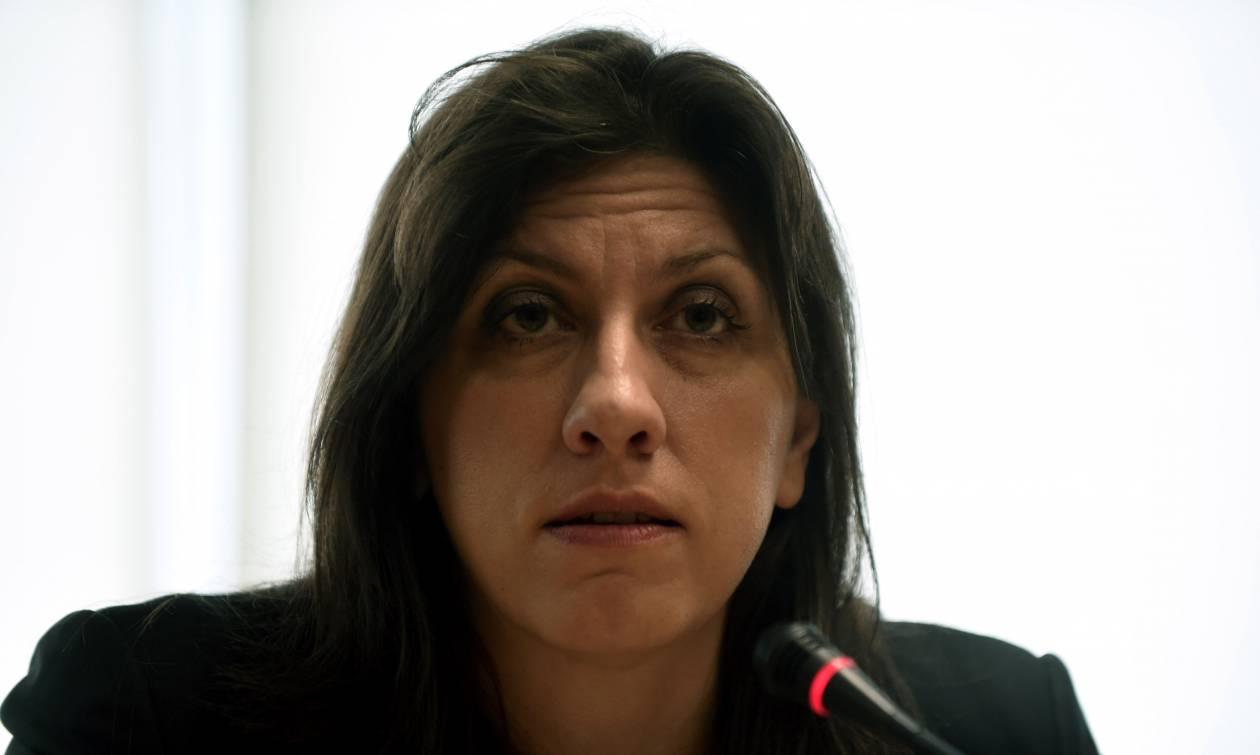 Ζωή Κωνσταντοπούλου: Απολύτως έκνομοι οι πλειστηριασμοί