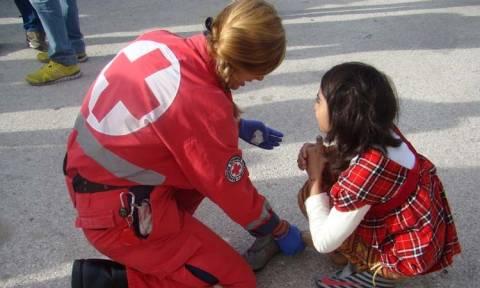 Ελληνικός Ερυθρός Σταυρός: Χριστουγεννιάτικη εκδήλωση αλληλεγγύης στη Θεσσαλονίκη