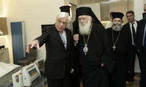 Προκόπης Παυλόπουλος: Εκκλησία και οικογένεια απέτρεψαν την «έκρηξη» της κοινωνίας
