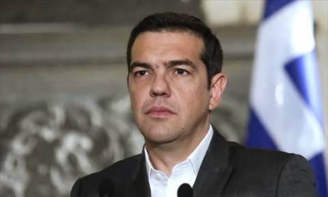 Τσίπρας: Καθοριστικός ο ρόλος του Εθνικού Μετσόβιου Πολυτεχνείου στη νέα εποχή της Ελλάδας
