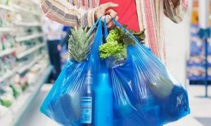 Τέλος οι δωρεάν πλαστικές σακούλες από το 2018