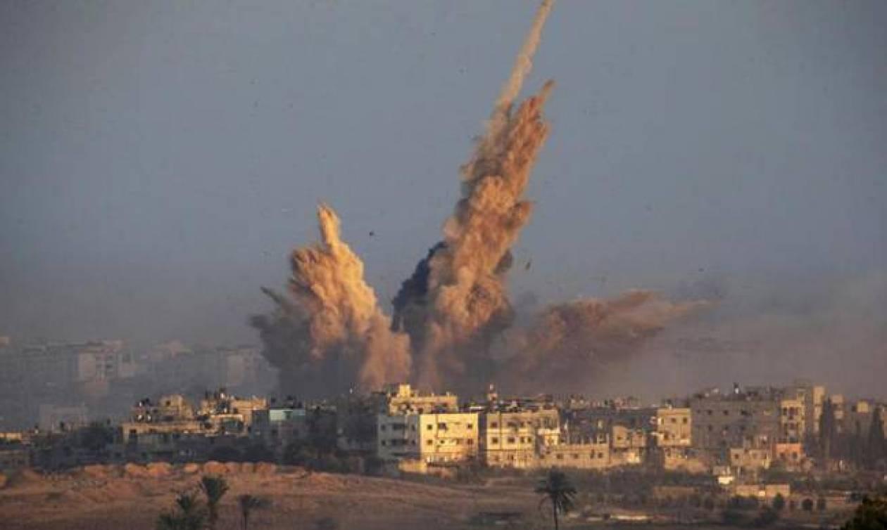 Γάζα: Νέα επιδρομή του ισραηλινού στρατού