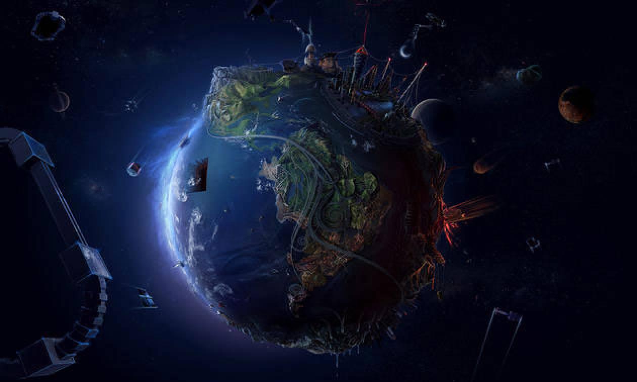 Πλανήτης Γη: Ο μεγαλύτερος σκουπιδότοπος του Γαλαξία
